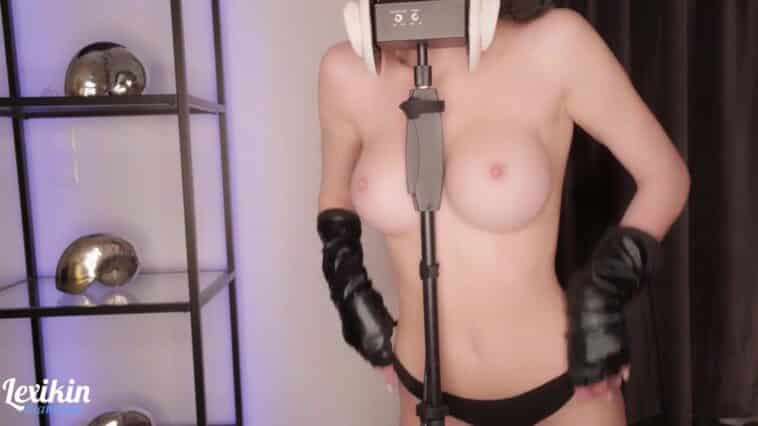 Lexi ASMR Nude Ear Eating Moaning Porn Video